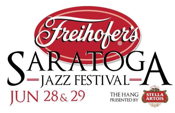 2014 Saratoga Jazz Festival Logo
