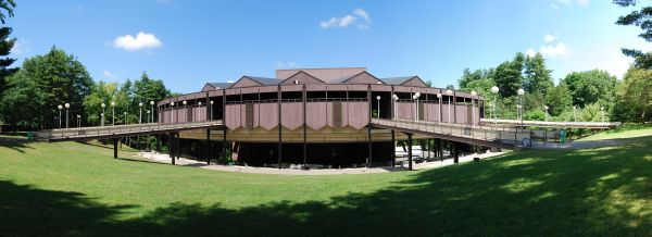 Saratoga Performing Arts Center exterior photo